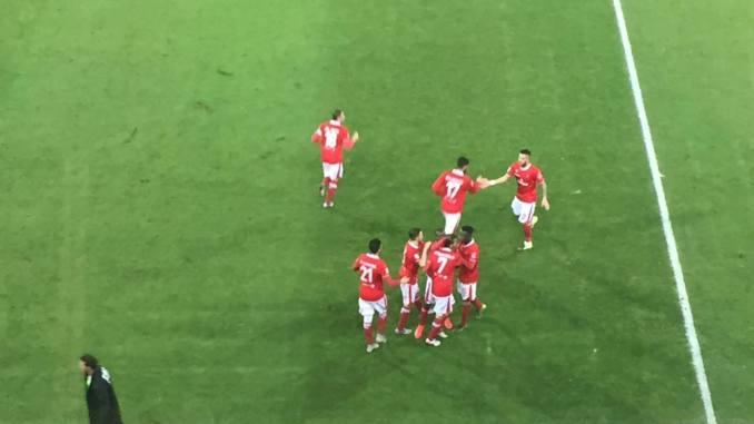 Finisce 4 a 1 Perugia-Livorno, grande prova di forza dei biancorossi