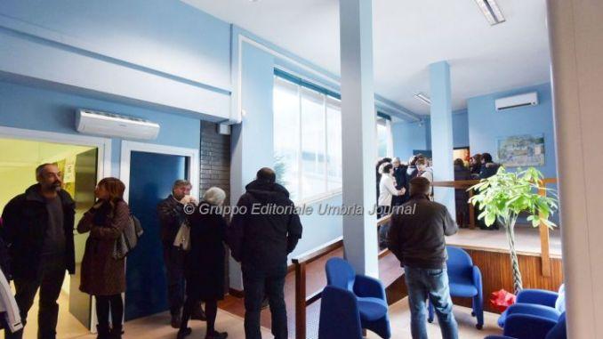 Progetto Piuma, inaugurato lo spazio per le audizioni protette