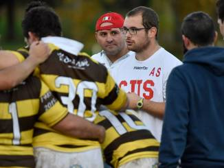 Alessandro Speziali, coach Barton Cus Perugia (foto Andrea Adriani)