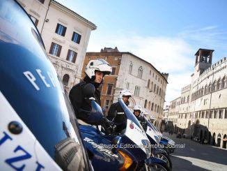 San Sebastiano, Festa dei Vigili urbani di Perugia