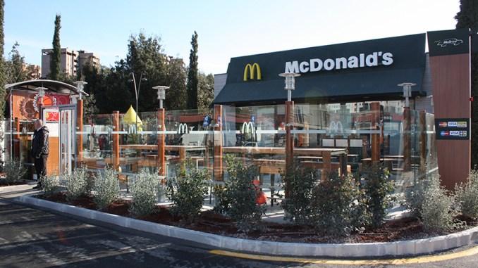 Nuovo ristorante McDonald's a Perugia, la storia della catena fast food