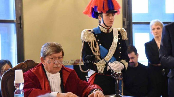Anno Giudiziario, Perugia, domanda giustizia oltre attese