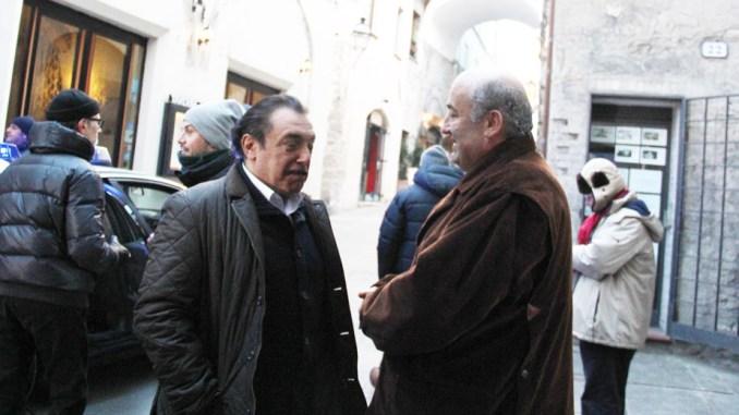 Don Matteo 10 a Spoleto, il saluto di Cardarelli alla troupe