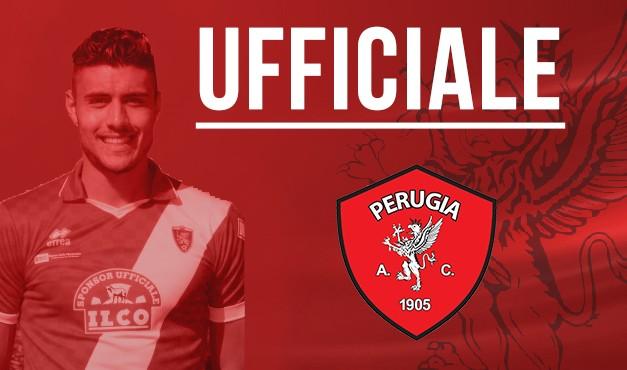 Perugia Calcio, Mercato, ufficiale l'ingaggio di Salvatore Monaco