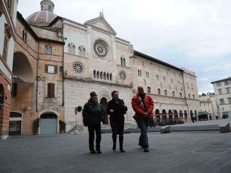 BBC radio bene Umbria, Foligno, Quintana e Primi d'Italia