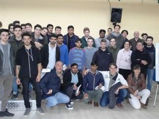 Pakistani all'Itts Volta di Perugia