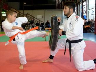 Ju-Jitsu, esami per il passaggio di cintura al G.S. JU-JITSU Perugia