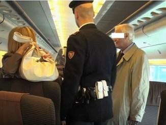 Aggressione capotreno, Polfer arresta una persona e ne denuncia 6