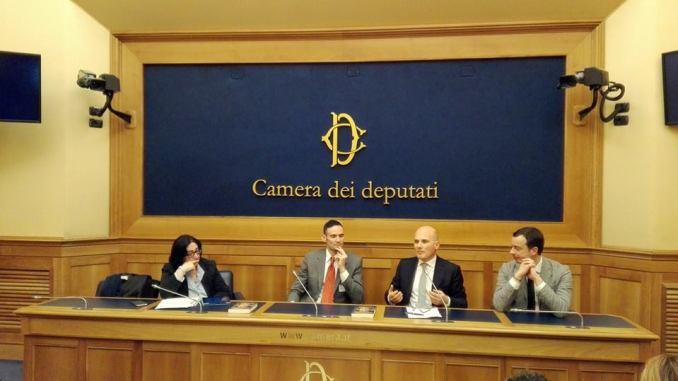 Associazione Giacomo Sintini presentata alla Camera Deputati
