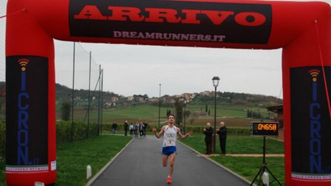 vincitore Trofeo Solomeo