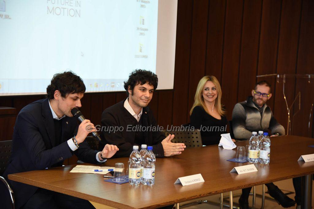 Perugia Love Film Festival, dal 4 all'8 maggio