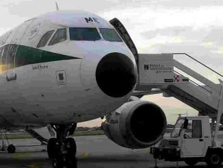 Volo Alitalia soppresso, forse sì, forse no, fateci sapere eh...