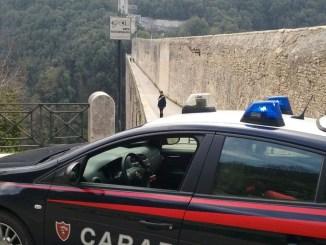 Spoleto, quarantenne si getta dal Ponte delle Torri