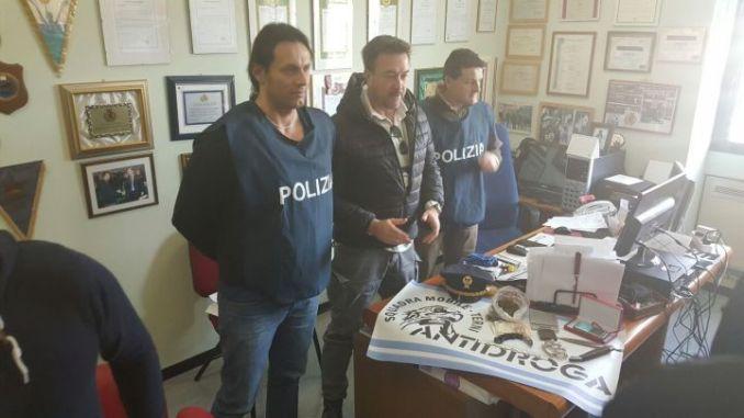Estorsione ad artigiano Terni, in due arrestati