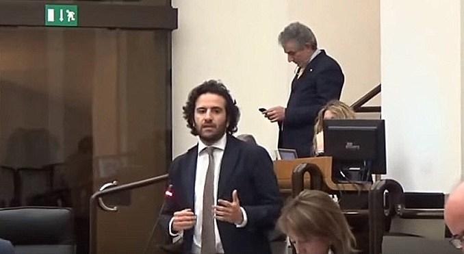 """Defr, Giacomo Leonelli, """"Patto per le opportunità con gli umbri"""""""