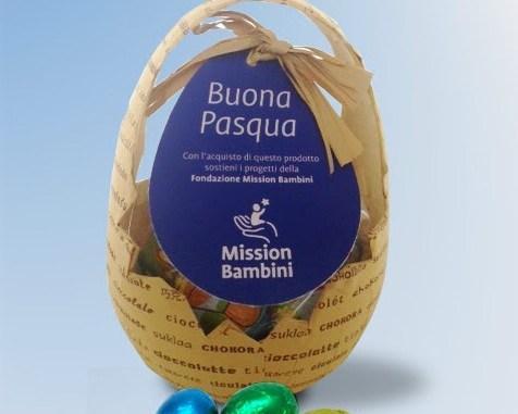 Mission Bambini Onlus sceglie prodotti by Eurochocolate