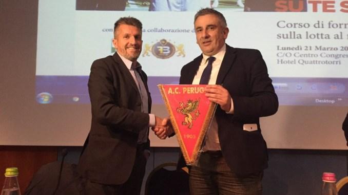 AC Perugia, per futuri calciatori, scommetti…su te stesso