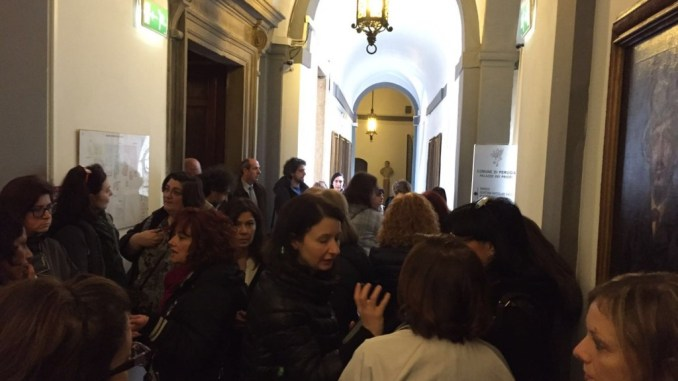 Brutta sorpresa per le educatrici precarie del Comune di Perugia