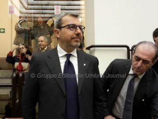 Raffaele Nevi, Forza Italia, gazzarra indegna, Corsi che interrompe Liberati