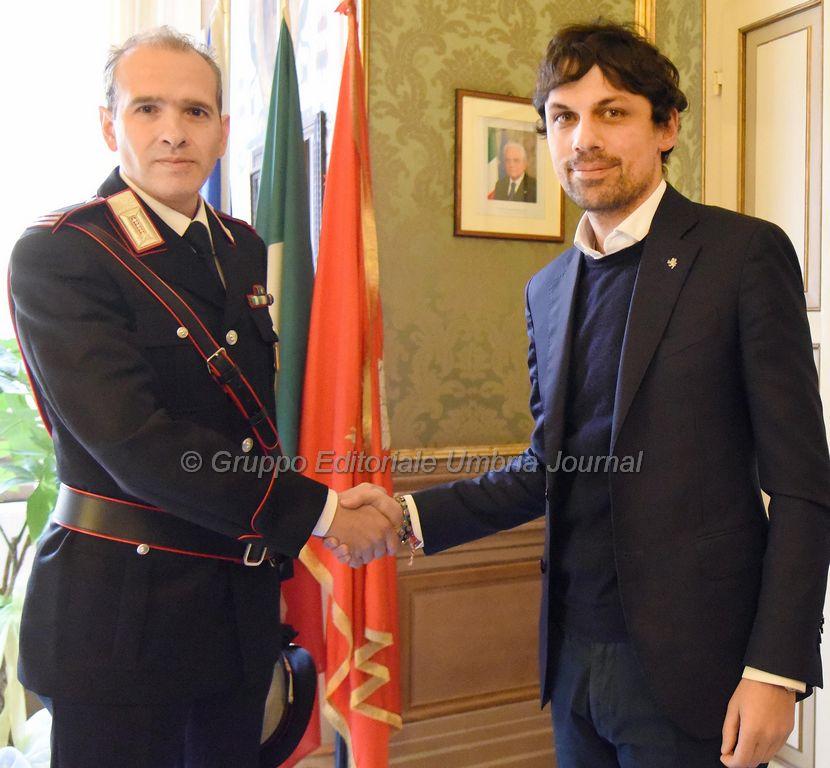 romizi-incontra-nuovo-comandante-carabinieri-ponte-san-giovanni (3)