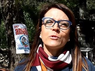 Laura Pernazza, Forza Italia, risultati Amelia Centrodestra prima