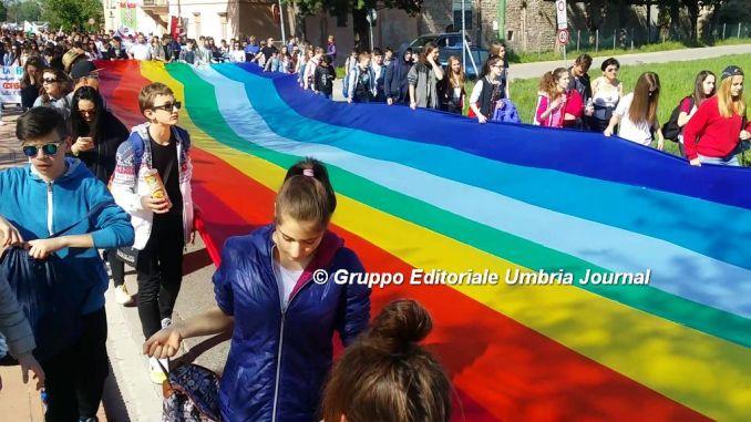 Marcia PerugiAssisi, il messaggio del Presidente della Camera, Roberto Fico