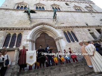 Perugia 1416, si è presentato il Rione di Porta sole, Save the date