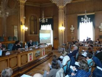 Perugia, consiglio provinciale, verso la chiusura del Bilancio 2016