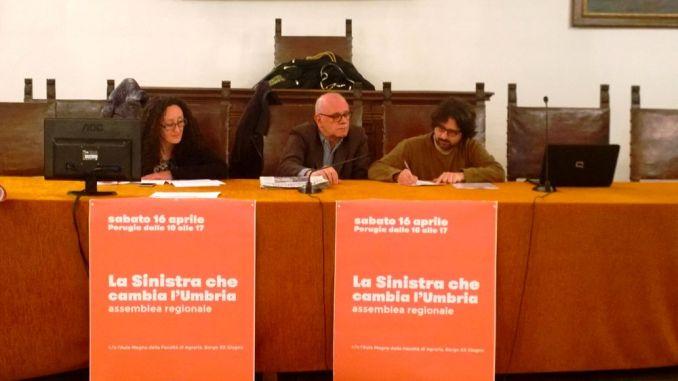 Assemblea Regionale di Sinistra Italiana, eletto un Comitato Operativo Regionale