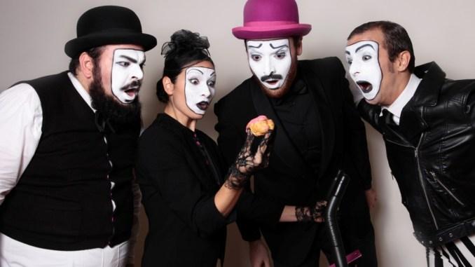 Bignè, teatro Sociale di Amelia, sabato 9 aprile