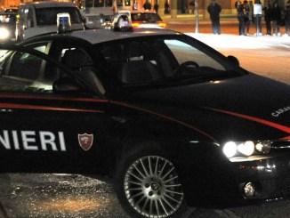 Tre ragazzi beccati a fumare spinello dai carabinieri di Nocera Umbra