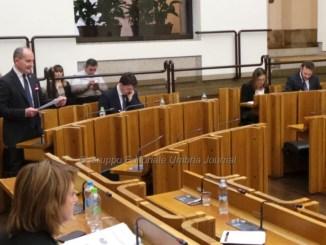 Approvato l'assestamento di bilancio 2017 dell'Assemblea legislativa dell'Umbria