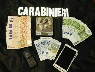 Droga, dopo boss Verbanella Perugia, altro nigeriano in manette