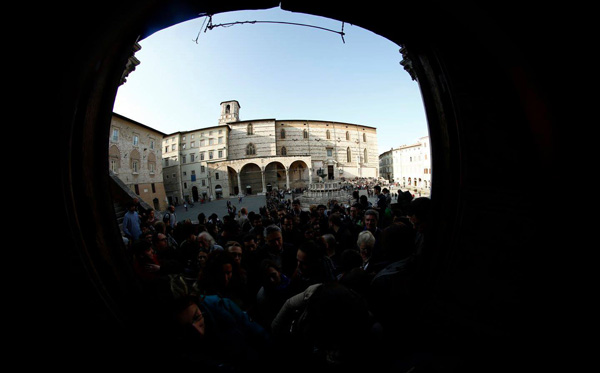 #ijf16 day by day: mercoledì 6 aprile