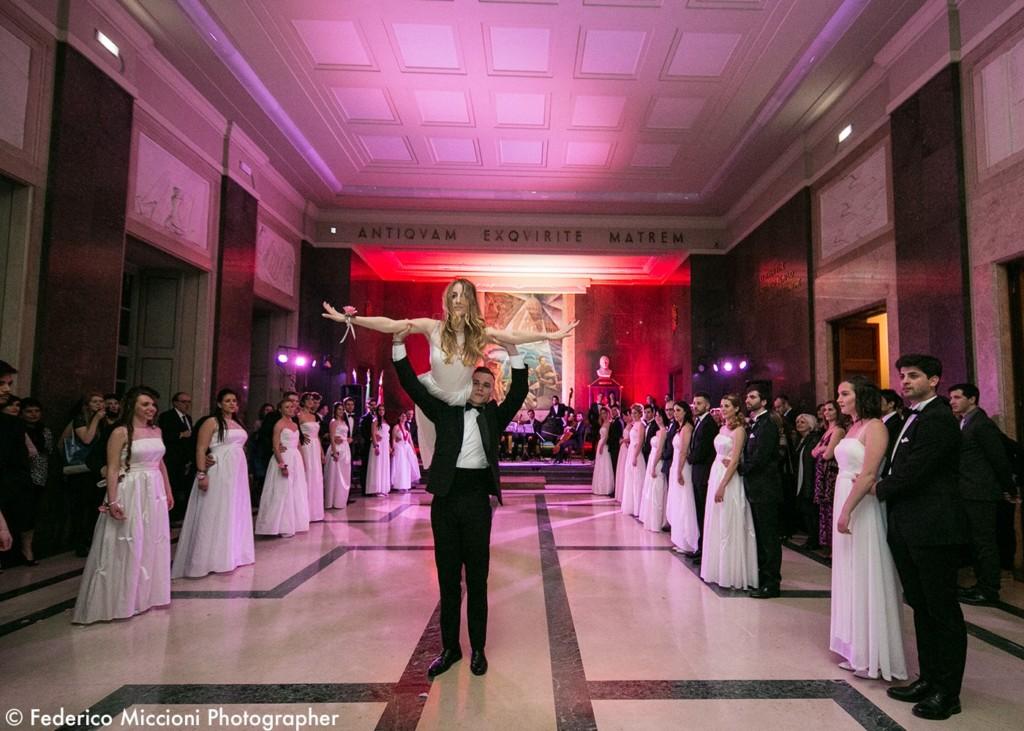 Gran Ballo di Perugia, grande successo per l'edizione umbra