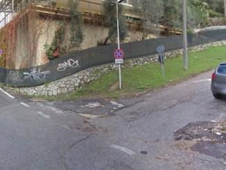 Degrado a Piaggia Colombata e via Pellini, la denuncia