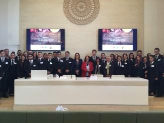 Digitaly, presidente Marini interviene alla presentazione