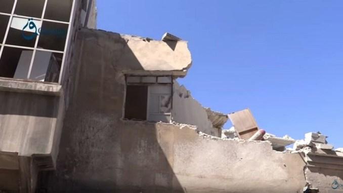 Siria: Aleppo, missile distrugge collegio dei francescani