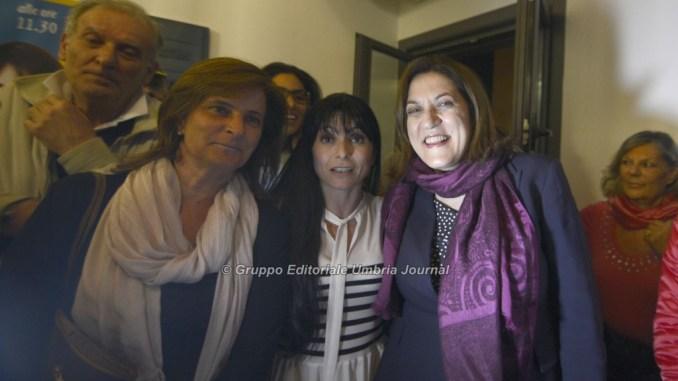 Ballottaggio Assisi, Marini, una grande vittoria di Stefania