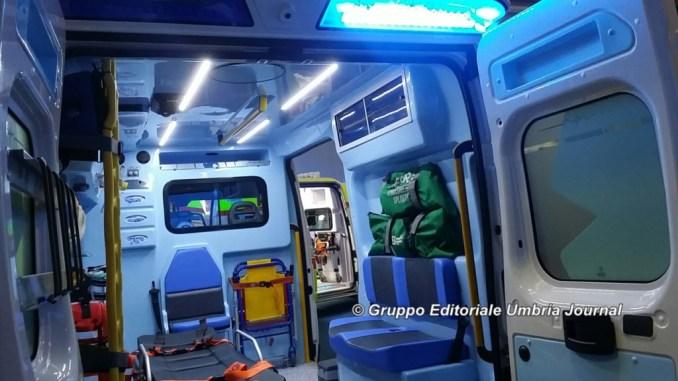Morto il motociclista ricoverato a Perugia dopo schianto con auto