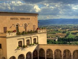 Ballottaggio Assisi, Proietti, Vicenda Hotel Subasio, un fallimento