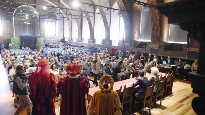 Perugia 1416, arriva la benedizione del Cardinal Bassetti