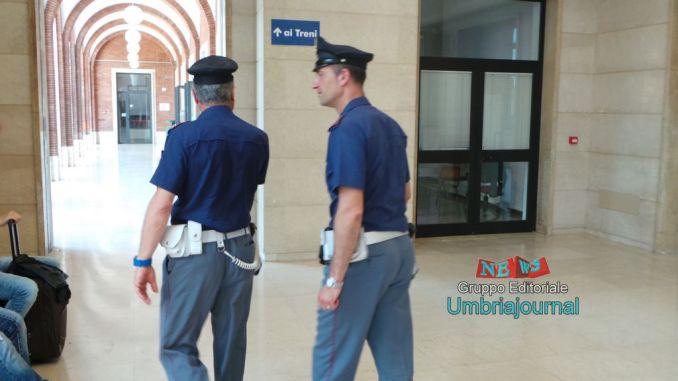 Polfer, controlli sui treni, 6 persone denunciate a piede libero