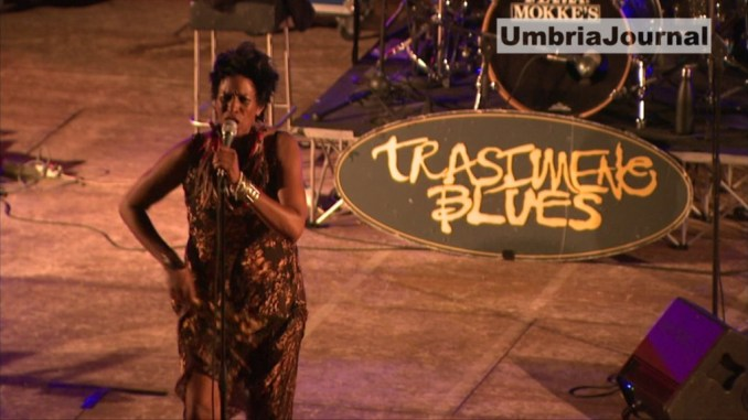 Trasimeno Blues, Shakura S'aida a Castiglione del Lago