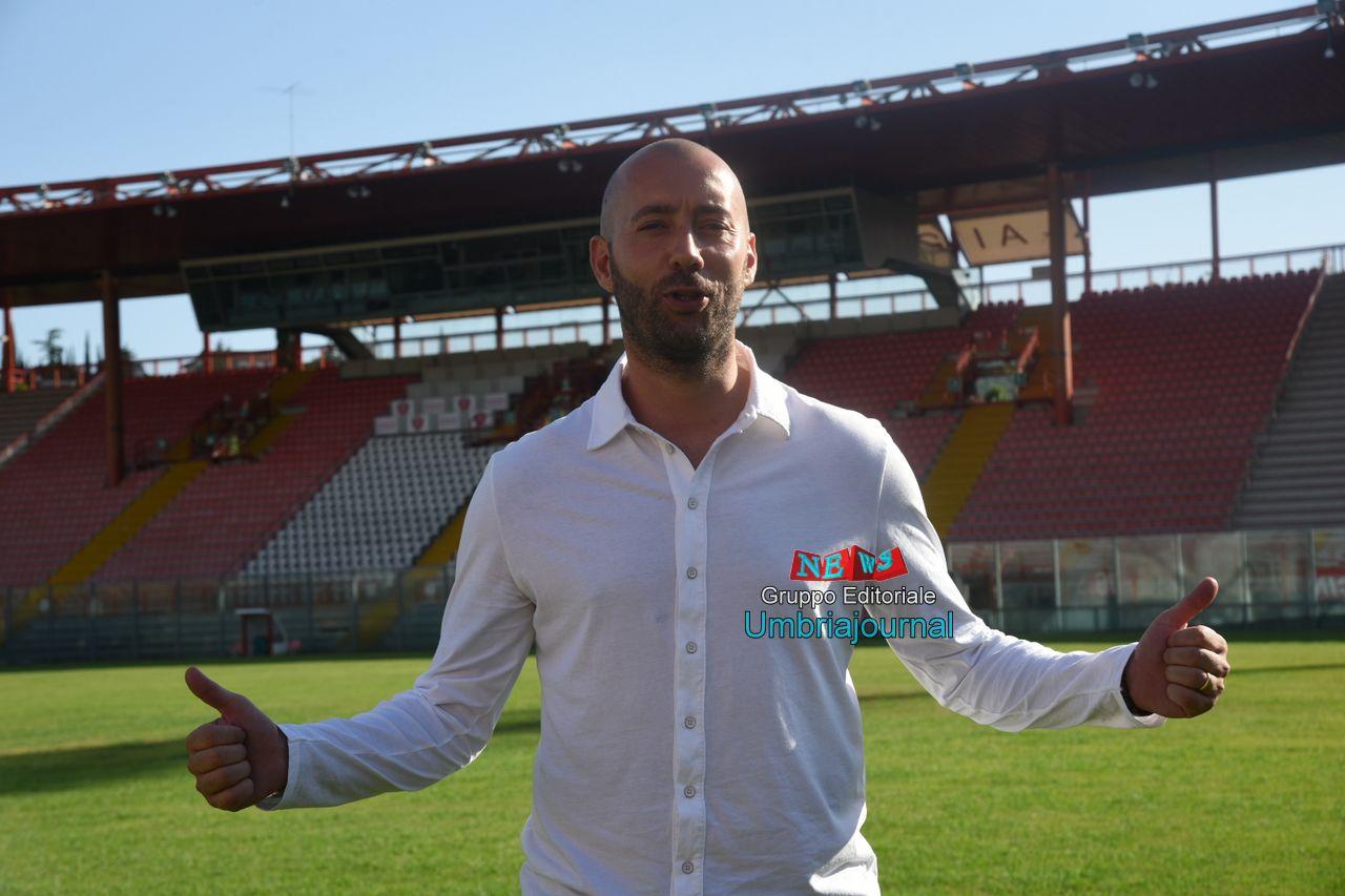 Perugia Calcio, ecco il mister Bucchi