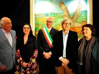 Mostra Arte e follia, Antonio Ligabue, Pietro Ghizzardi, Gualdo Tadino