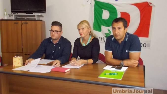 Polemica rovente tra Pd e sindaco di Gubbio Stirati, su uso pista atletica stadio Barbetti