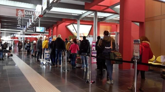 Aeroporto umbro aggiunge nuovi servizi e diventa family friendly