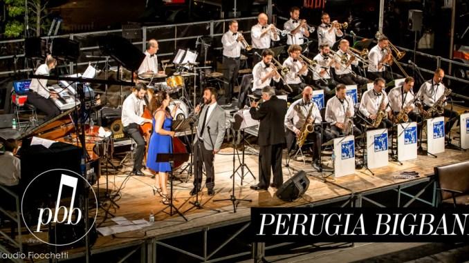 Perugia Big Band con Greta Panettieri con Stardust, Polvere di Stelle