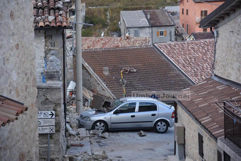 """Terremoto, Lega Nord Umbria: """"Alle parole seguano i fatti"""""""